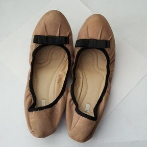 Geox Ballet Flats Limited Edition Blush Size 39